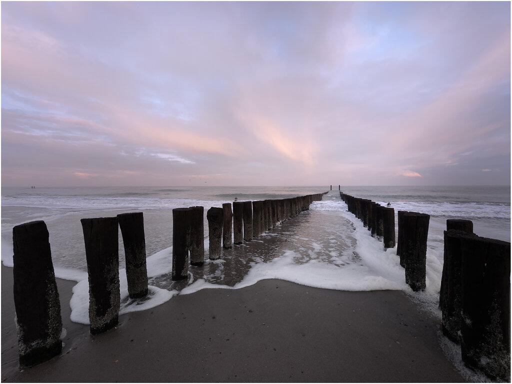 Nordseeküste bei Domburg