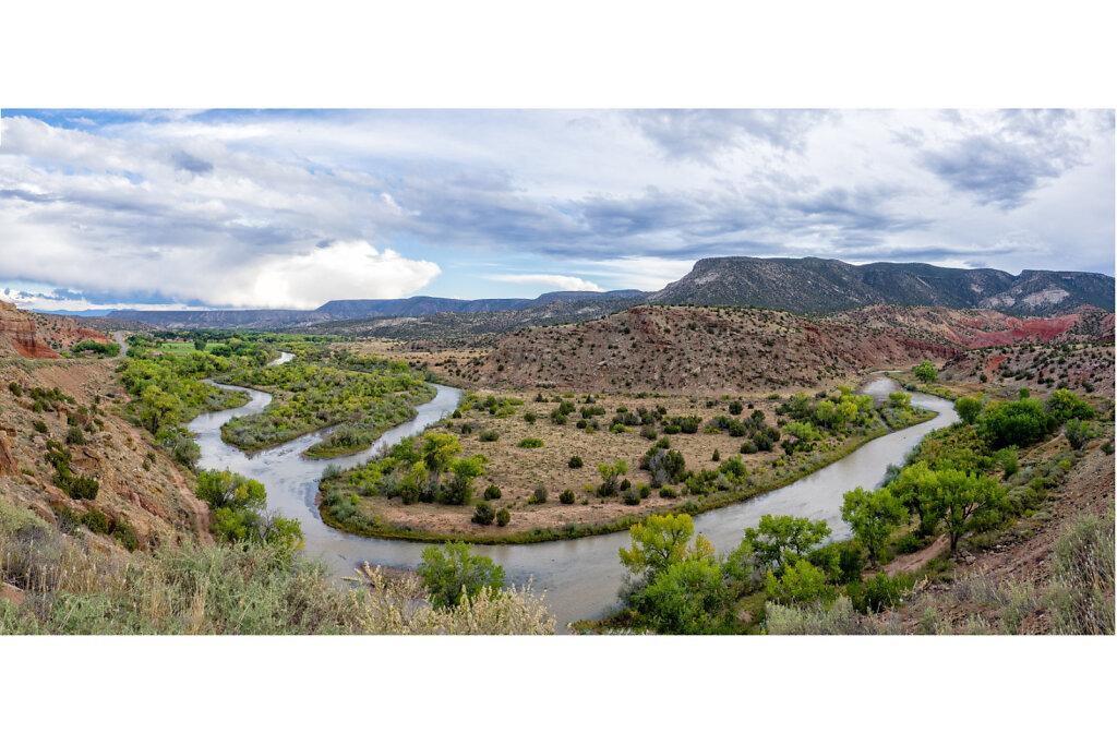 Rio Chama Bend near Abiquiu